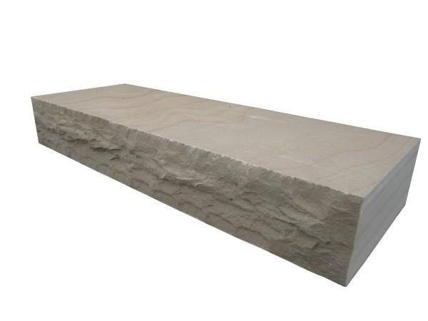Grauwacke Bergisch Blockstufen 120/35/15 cm