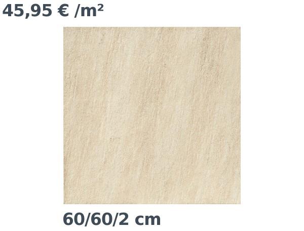 Steinzeit Premium Keramik Balzano 12 Bodenplatte