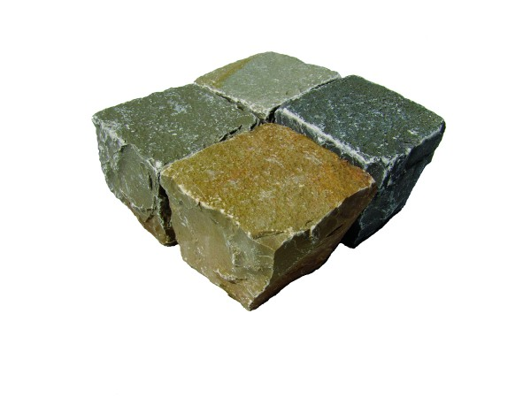 Kalkstein Pietra di Mare 9/9/8 cm