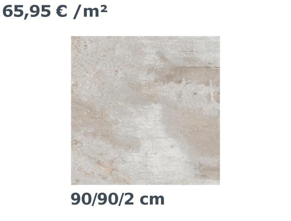Steinzeit Premium Keramik Balzano 03 Bodenplatte