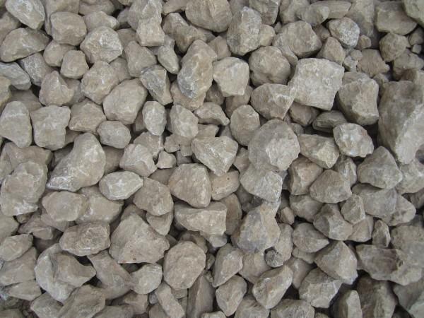 Kalkstein Crema Romano Gabionenschotter