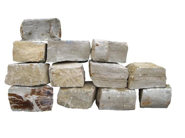 Kalkstein Quadersteine