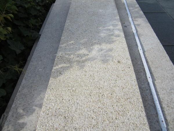 Granit Gialorro Trittplatten 150/36/4 cm