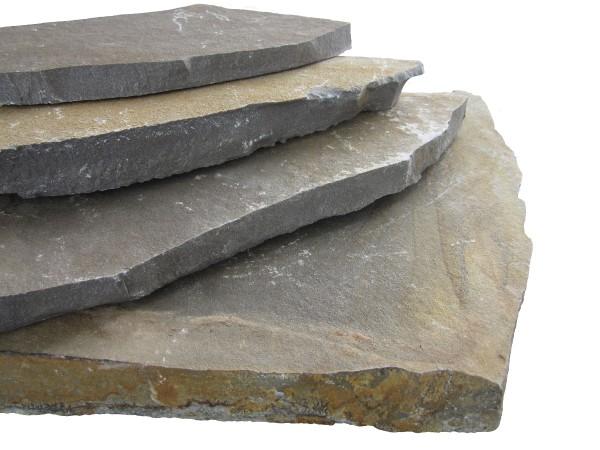 Dolomit Nocciola Polygonalplatten 2-6 cm