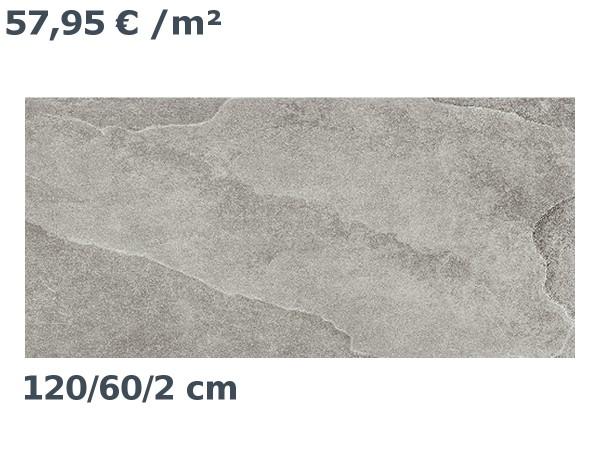 Steinzeit Premium Keramik Balzano 09 Bodenplatte