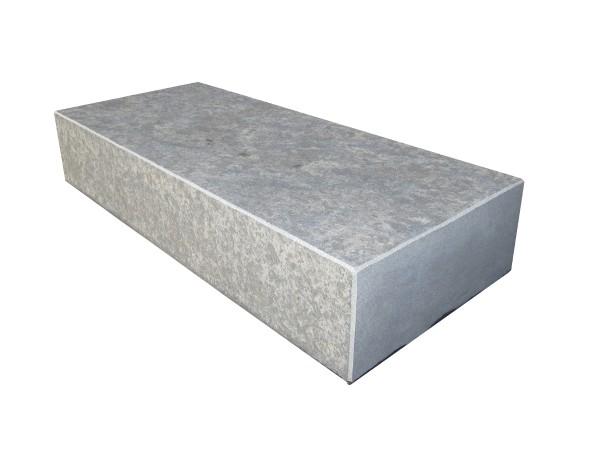 Basalt Pure Blockstufen 080/35/15 cm