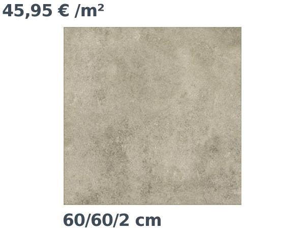 Steinzeit Premium Keramik Balzano 08 Bodenplatte