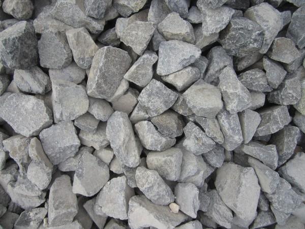 Basalt Gabionenschotter