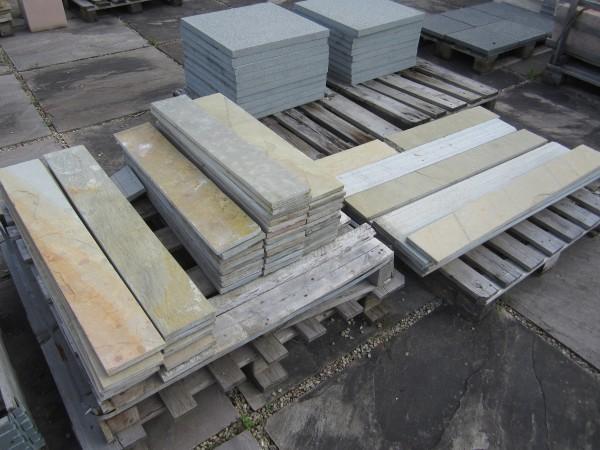 Kalkstein Mauerverblender 8 m²