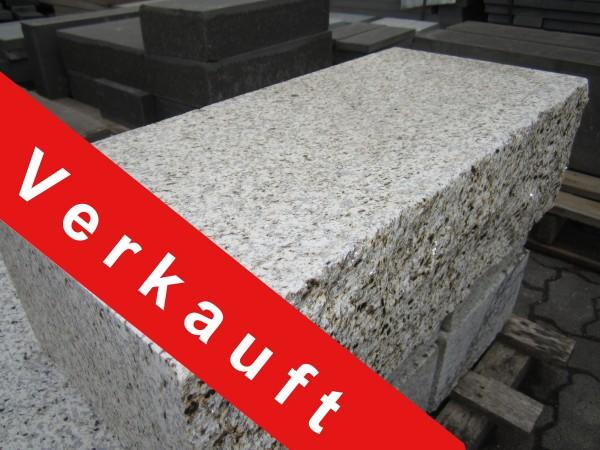 Granit Maceira Blockstufen 60/29/17