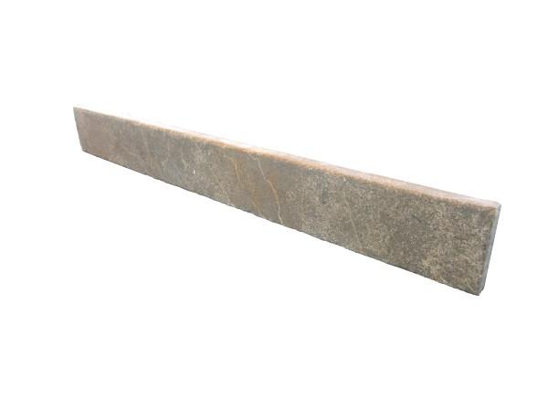 Kalkstein Nocciola Sockel 35-60 / 7 / 1,5 cm