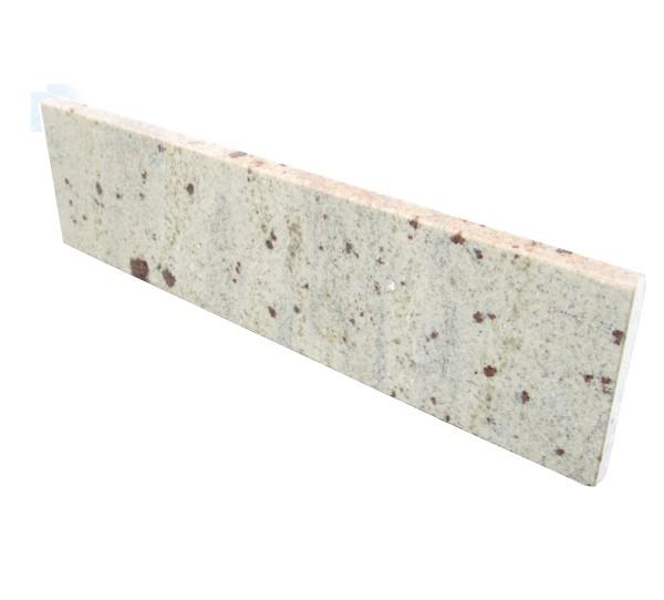 Granit Sockel Kashmir White, 30,5/8/1 cm