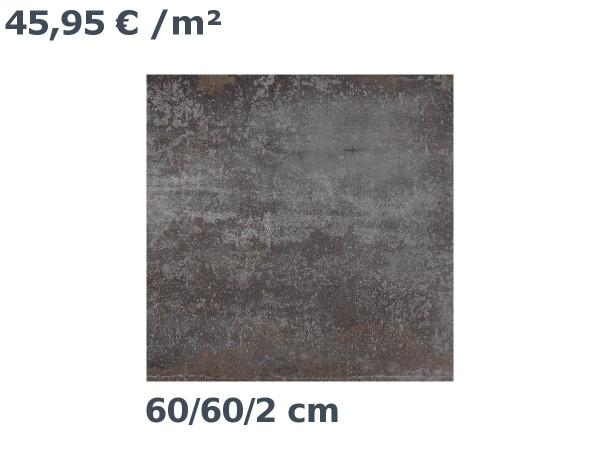 Steinzeit Premium Keramik Balzano 04 Bodenplatte