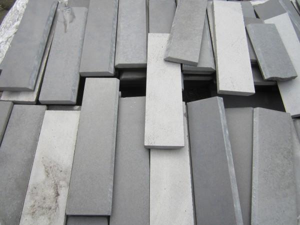 Basalt Sockelleisten 20/8/1 cm
