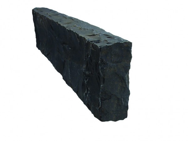 Basalt Pure Palisaden anthrazit 8/20/50 cm