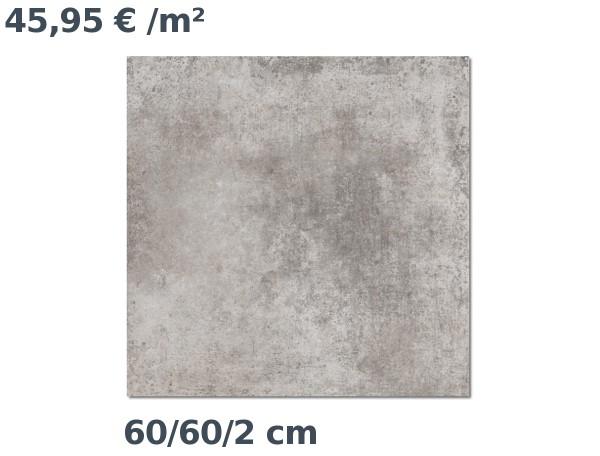 Steinzeit Premium Keramik Balzano 07 Bodenplatte