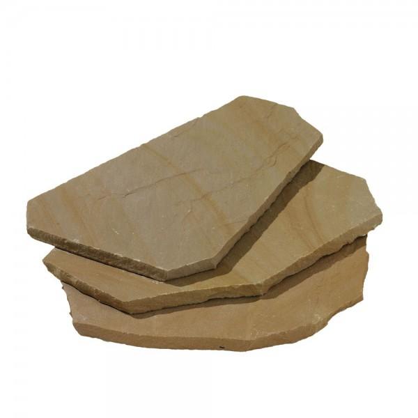 Grauwacke St. Laurent Polygonalplatten Selektion