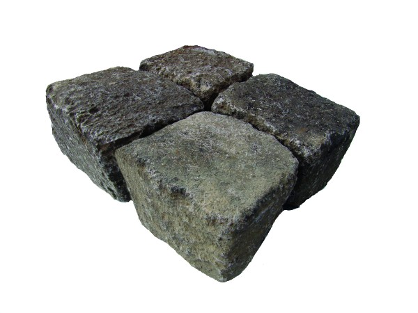 Basaltlava historisch ca. 14/16 cm
