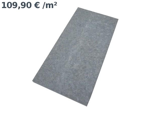Basalt Pure Bodenplatten 80/40/3 cm